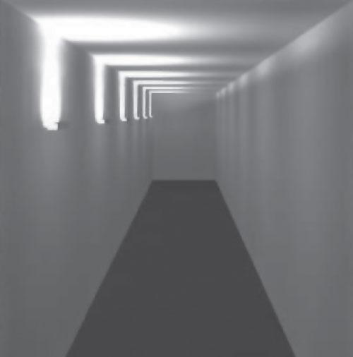 The Ledge Corridor Display
