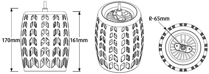 Pendant Lantern Dimensions