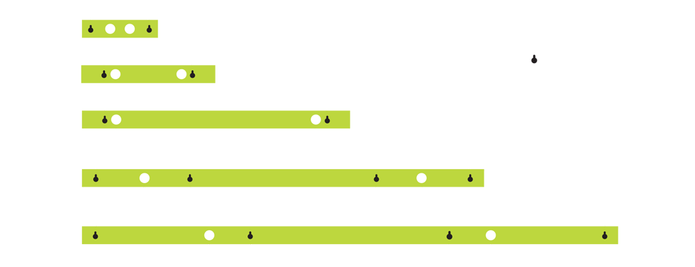 The Ledge Mounting and Power Entry Details