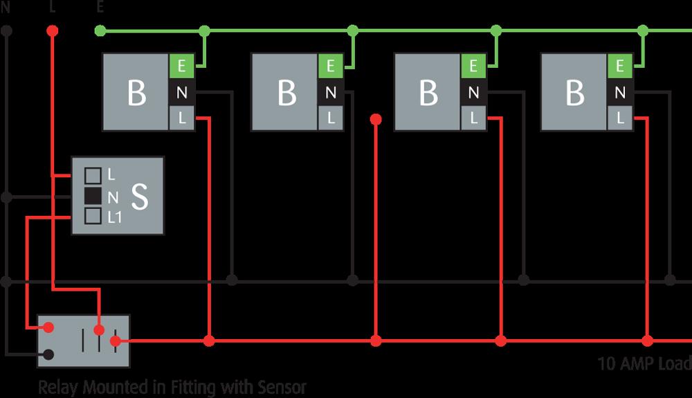Limelite Sensor Light Wiring Diagram