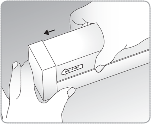 Pinch & Push Shotgun Load - Step 1