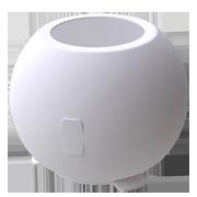 Diffused Semi Bulb