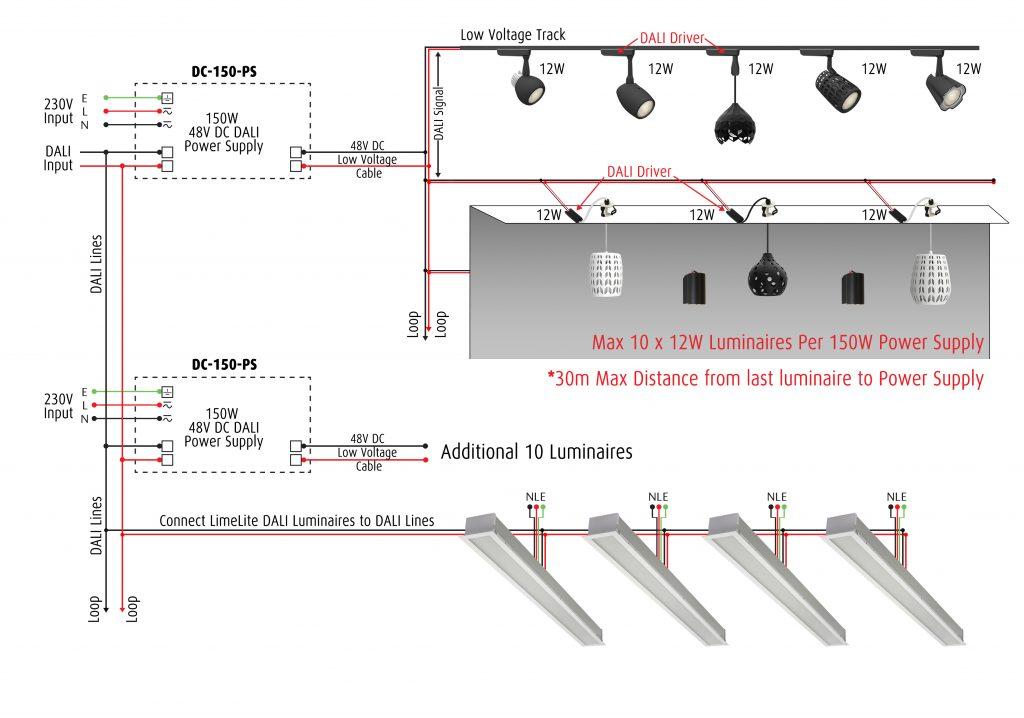 Dc String Wiring Diagram