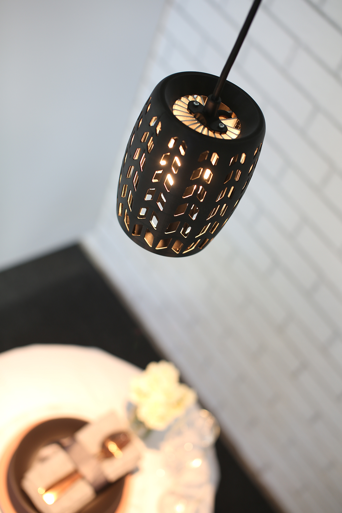 Lantern Black
