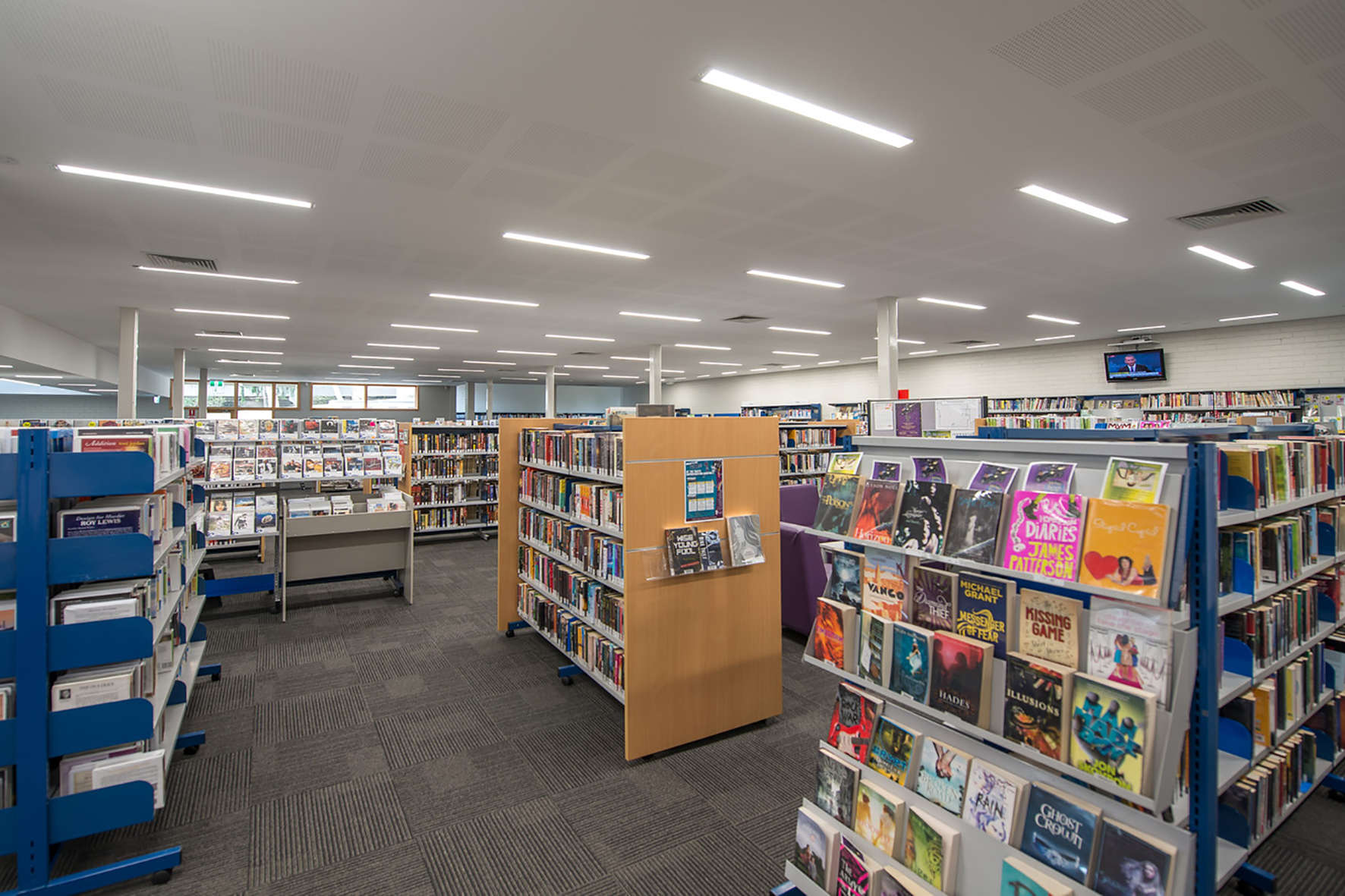 Linear 100 P Endeavour Hills Library